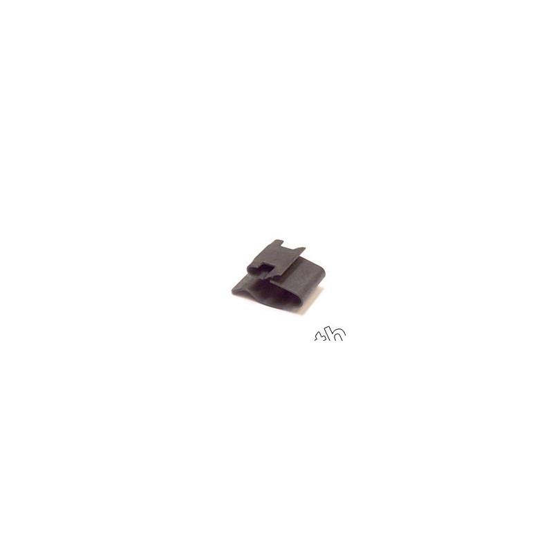 Tuyau de frein cuivre - Clip fixation-Austin Mini