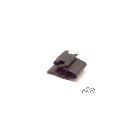 Tuyau de frein cuivre - Clip fixation