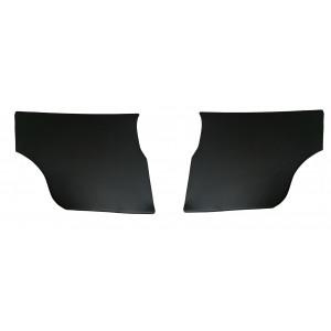 Paire de panneau arrière noir - Austin Mini-Austin Mini