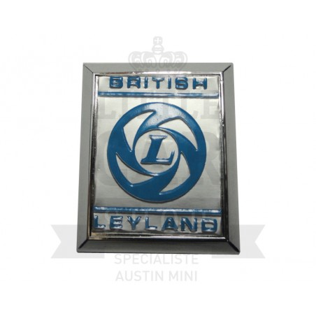 Badge Leyland 1969 -1996 - Austin Mini