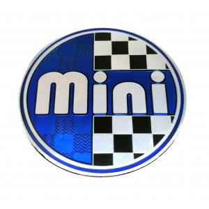 Logo ''MINI'' émaillé-Austin Mini
