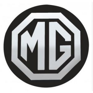 Autocollant centre de roue - MG