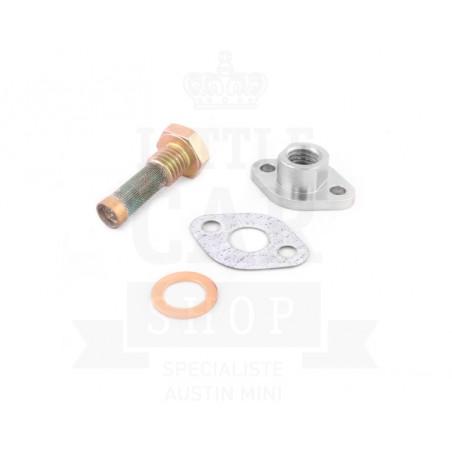 Bouchon aiment avec filtre circuit d'huile-Austin Mini