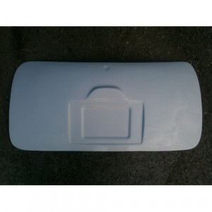 Malle AR fibre - Austin Mini - simple peau