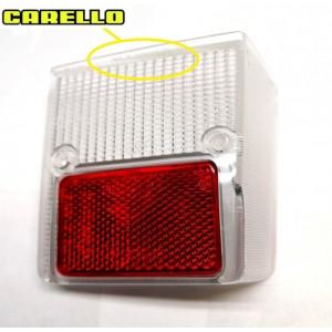 Cabochon inférieur feux AR Droit - Austin Mini - Carello