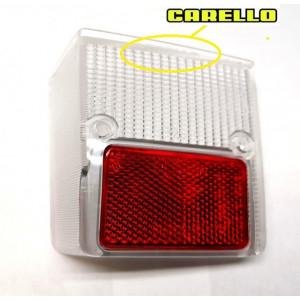 Cabochon inférieur feu AR Gauche - Austin Mini - Carell-Austin