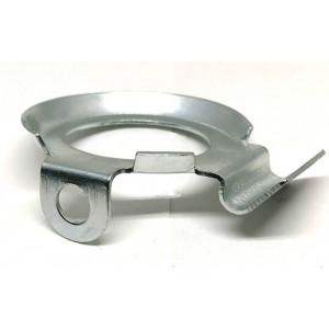 Rotule de pivot - rondelle frein tambour Inf G / Sup D-Austin