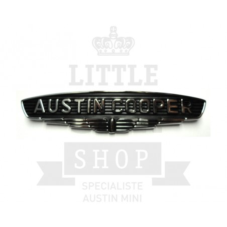 Badge Austin Cooper MK1 - Austin Mini