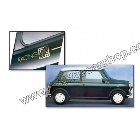 Kit Autocollant : Racing Green - Austin Mini-Austin Mini