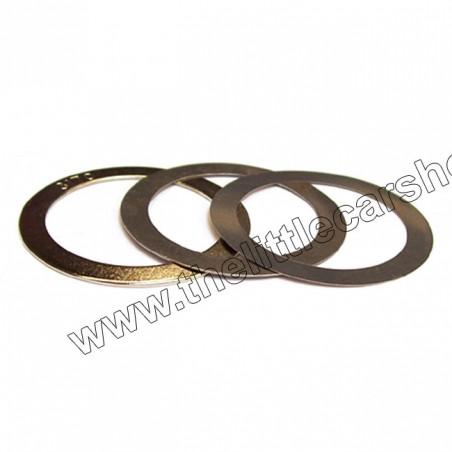 Rotule de pivot - Rondelles calage-Austin Mini