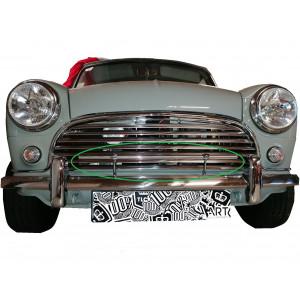 Barre support de badge-Austin Mini
