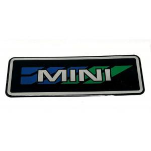 Sticker Mini Austin de calandre-Austin Mini