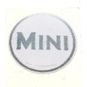 Autocollant rond MINI 20mm de diamètre-Austin Mini