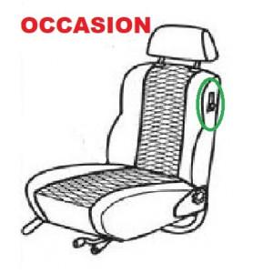 Commande intérieur siège - Austin Mini - noire 1993 / 96-Austin