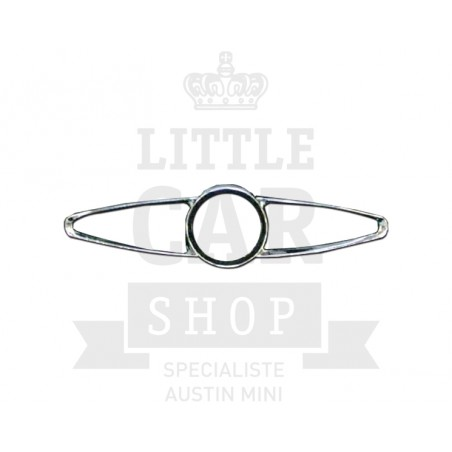 Support de badge de malle avant 1972 - Austin Mini-Austin Mini
