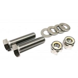 Kit visserie INOX - Austin Mini - suppression anneaux de