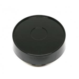 Centre de roue Revolite 57 mm Noir (sans autocollant)-Austin