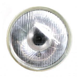 Phare Autopal 7'' avec veilleuse - Glace plate - montage