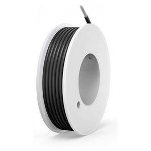 Fil électrique 1 mm² Noir au mètre