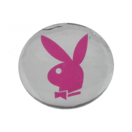 Autocolant Playboy Rose (27 mm) - Austin Mini
