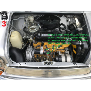 Capteur électronique pour allumeur 59D Aldon LU144
