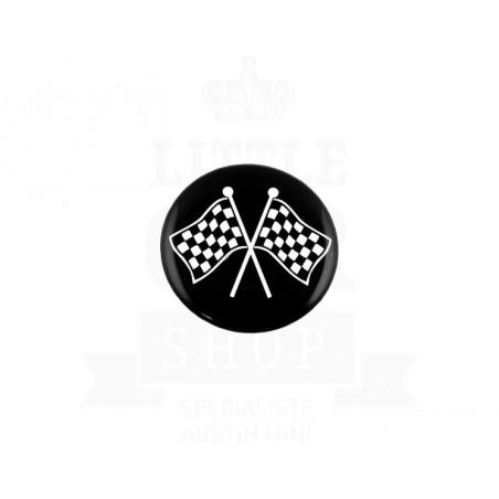 Autocollant Révolite (27 mm) - Austin Mini