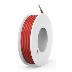 Fil électrique 1 mm² Rouge au mètre