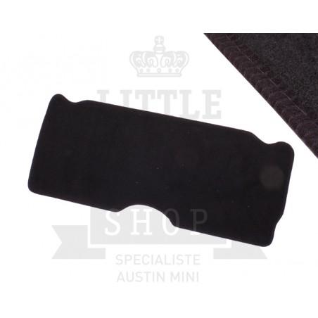 Moquette int de malle Ar - noir - Austin Mini