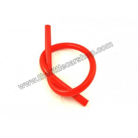 Durite de chauffage 16mm Silicone rouge-Austin Mini