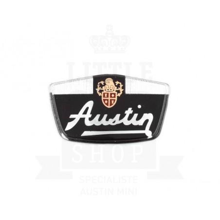 Badge de capot Austin Mk1-Austin Mini