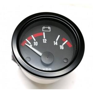 Manomètre voltmètre VDO-Austin Mini-voiture-anciennes-anglaises