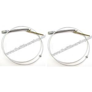 Câble de frein main - Austin Mini - Hydrolastic-Austin