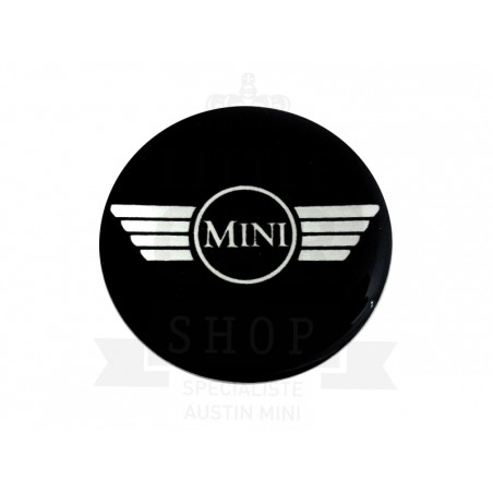 Autocollant logo Mini (27 mm) - Austin Mini-Austin Mini