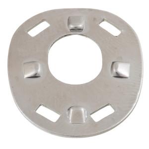 Rondelle bouton pression capote