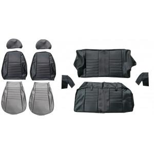 Intérieur complet - Austin Mini - MPI Noir