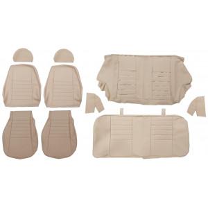 Intérieur complet - Austin Mini - MPI Beige