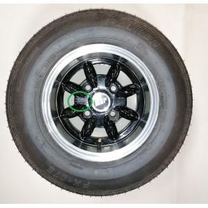 Jante 6x10 Minilight + pneu Falken FK07E Occasion DESTOCK