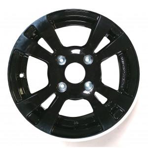 4 jantes 5X12 '' DAY'S- ADDICT2019'' - Austin Mini - FULLBLACK