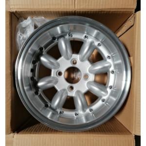 Jante 7x13 - Superlight MKII Grise fin de série - Austin Mini  DESTOCK