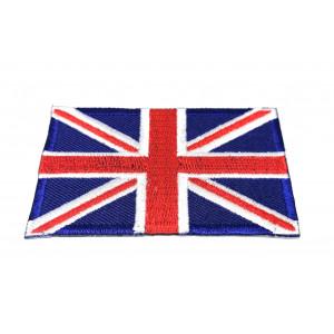 Ecusson tissus Union Jack