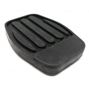 Caoutchouc de pédale noir - Austin Mini