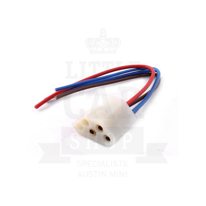 Connecteur pour interrupteur de phares - Mini a partir de 1976
