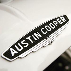 Badge Austin Cooper MK1 - Austin Mini