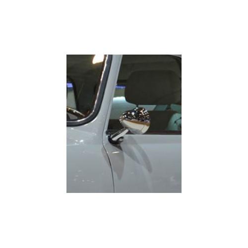 Rétro obus G - spécial Mini - INOX  - ''classic'' - Austin Mini