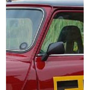 Rétro origine noir G - Austin Mini