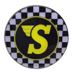 Badge émaillé de calandre - SPEEDWELL
