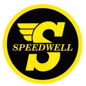 Autocollant - SPEEDWELL - extérieur 7.5cm