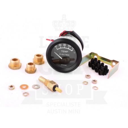 Jauge de température électrique Tim 40-120 degrès-Austin Mini