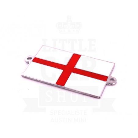 Badge Saint George émail à viser - Austin Mini