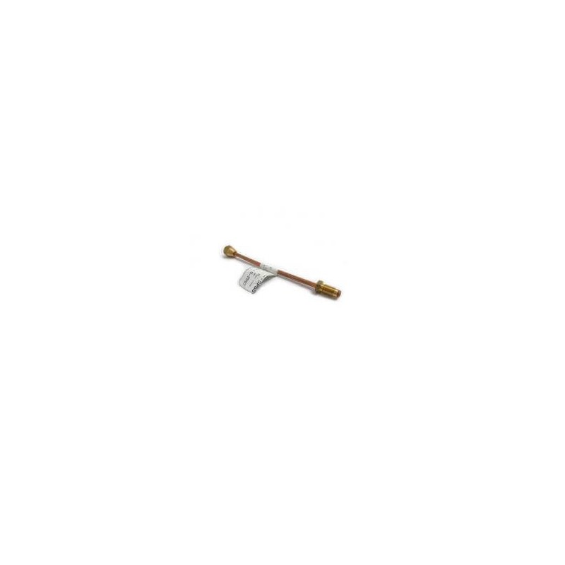Tuyau de frein cuivre - liaison raccord flexible - Droite